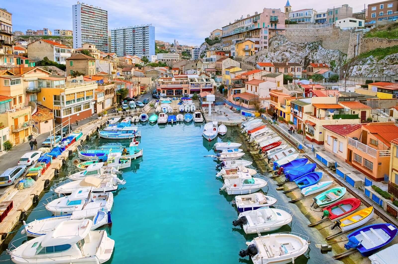 MARSEILLE ONCE CAPITAL OF DRUGS, TODAY A EUROPEAN CAPITAL OF CULTURE
