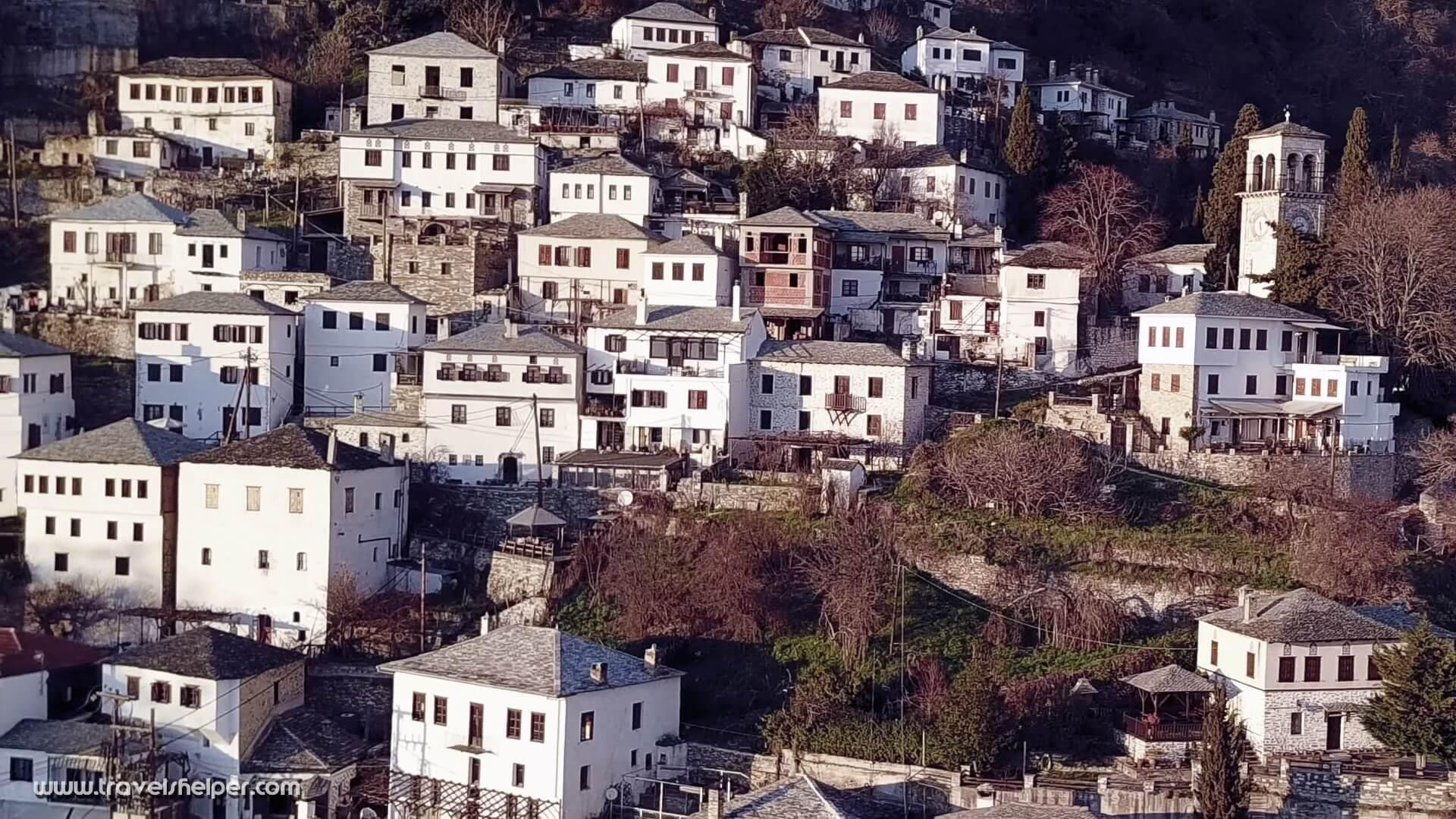 Makrinitsa, Pelion in Greece