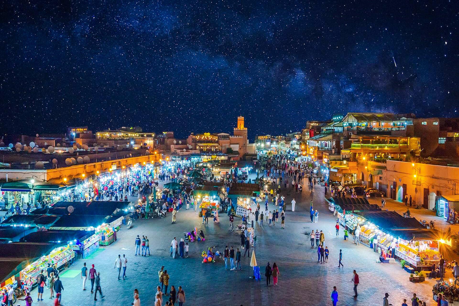 Marrakech - Destinations Where Summer Never Ends