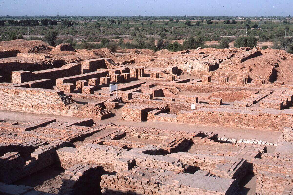 Mohenjo-daro-Pakistan-Lost-ancient-cities