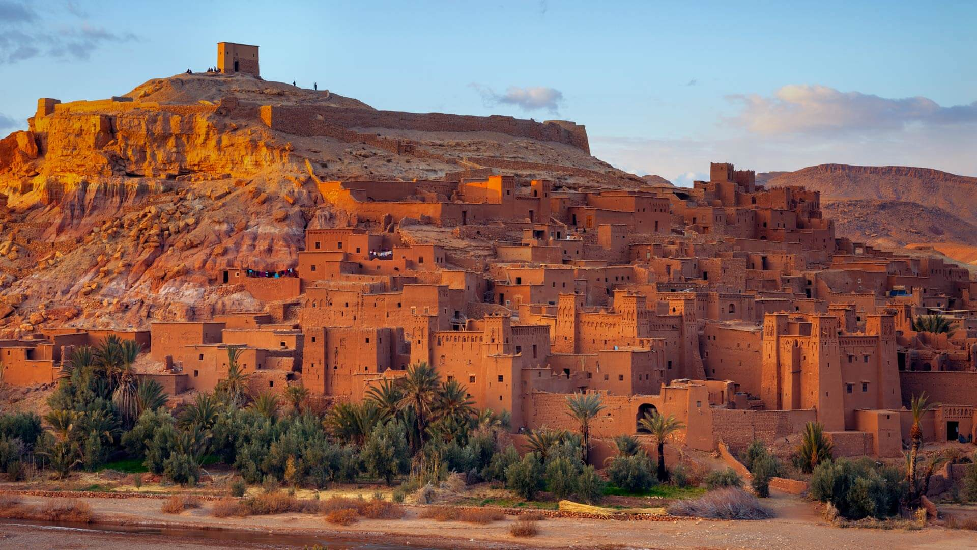 Morocco as a tourist destination