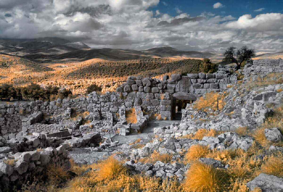 Mycenae-Greece