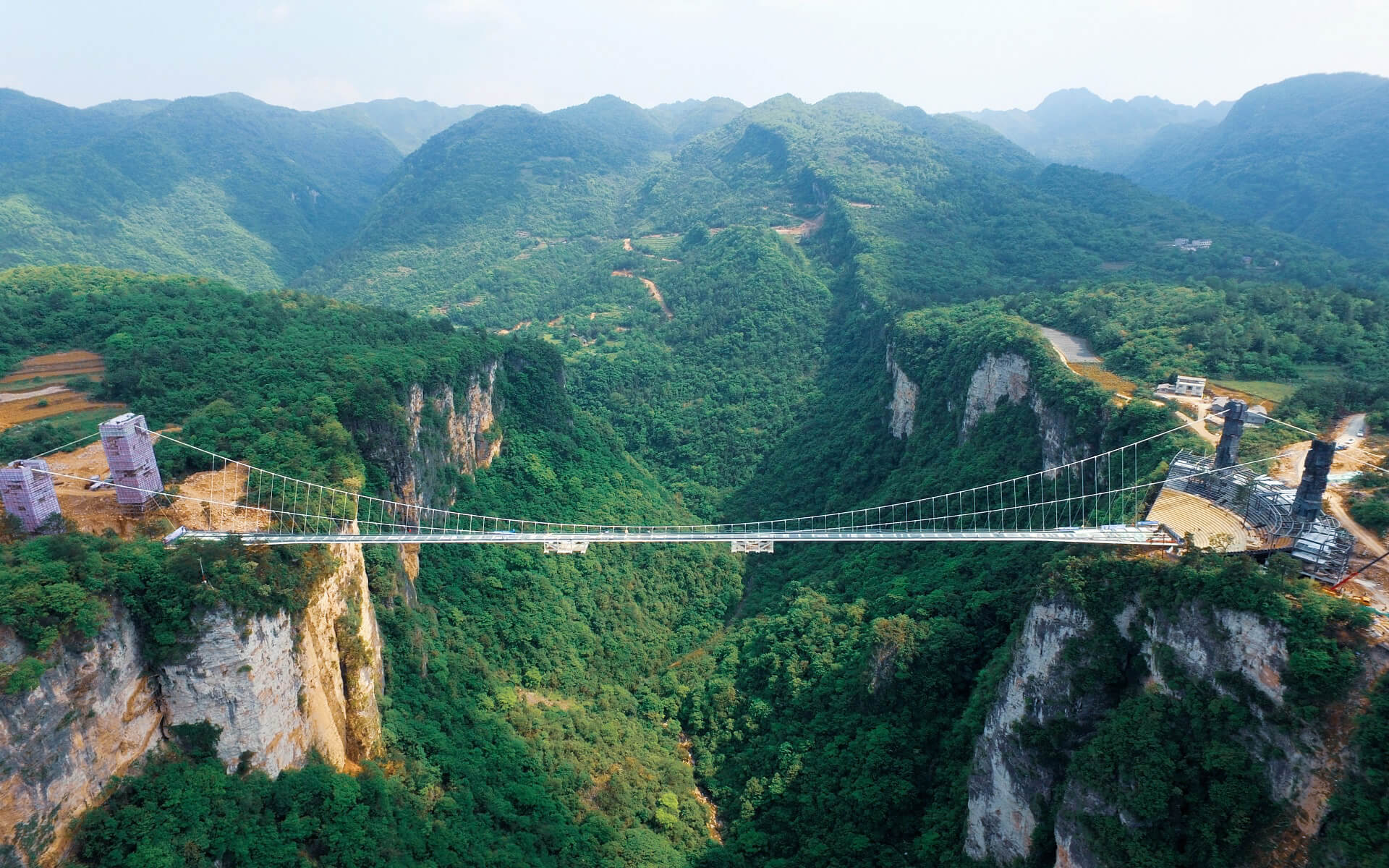 New BRIDGE OF FEAR In China