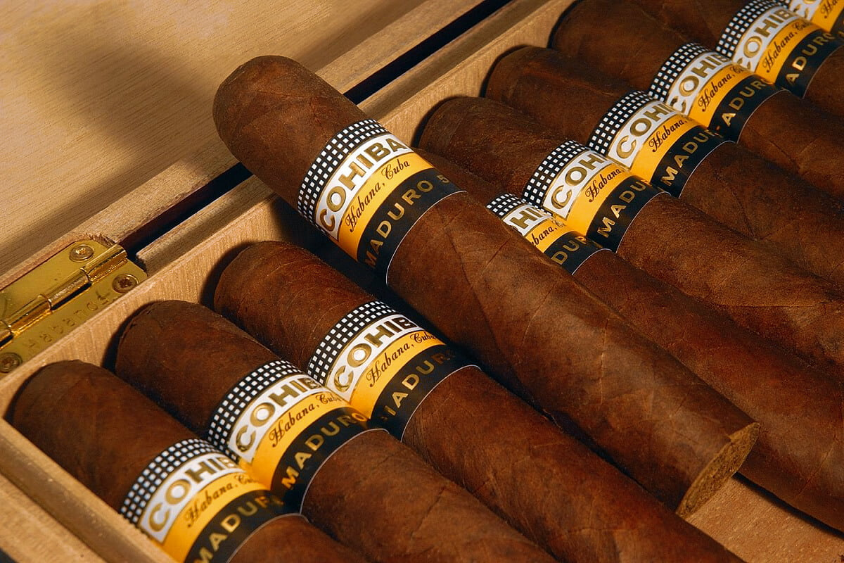 Nobody returns from Cuba without cigars