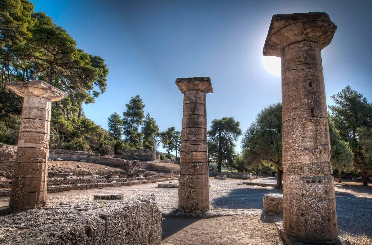 Olimpia-Greece