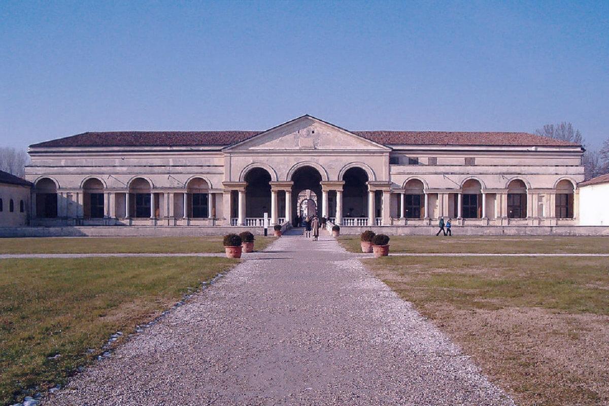 Palace Te in Mantua