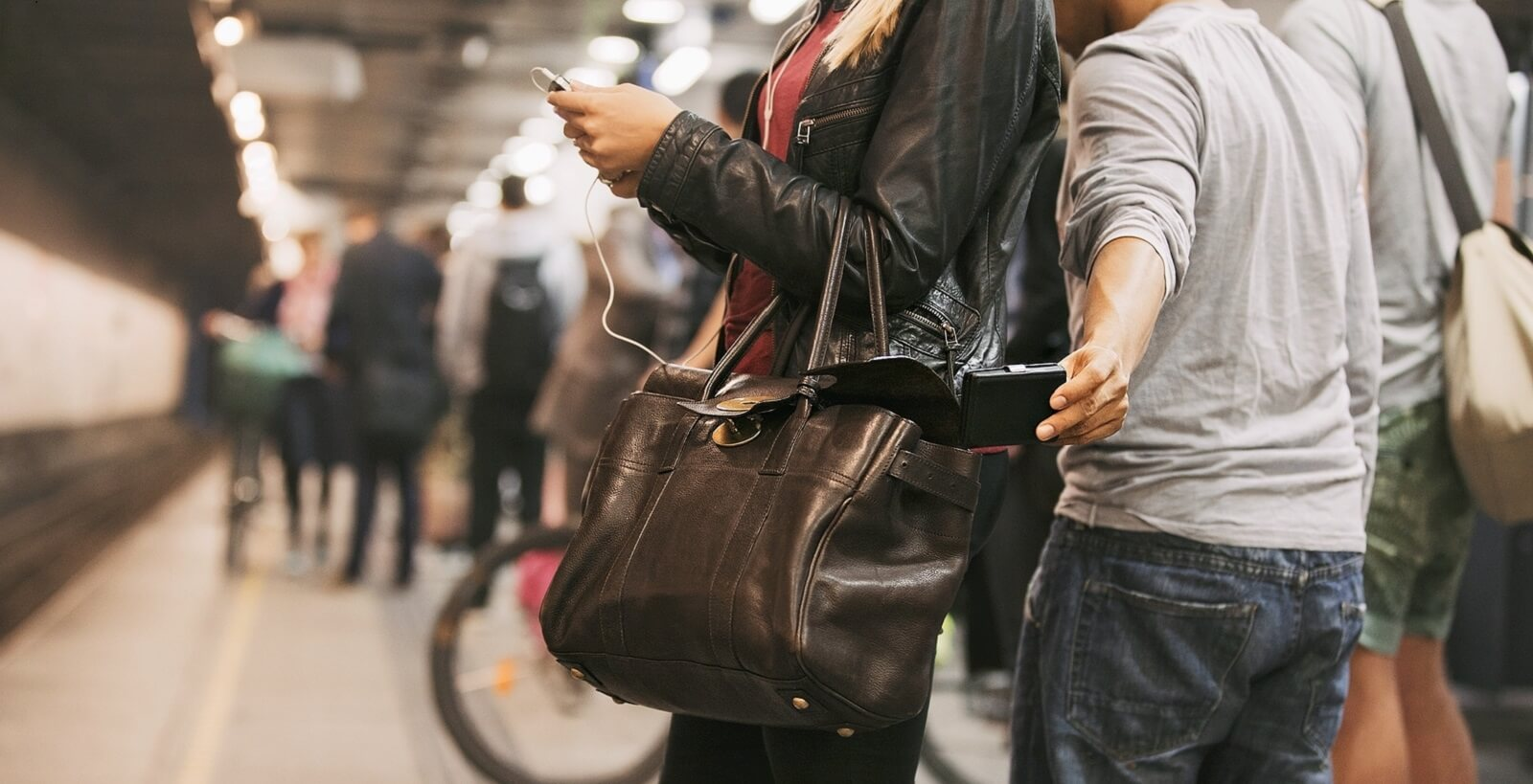 Pickpocketing in European cities
