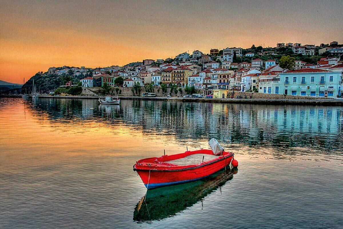 Pilos-Greece