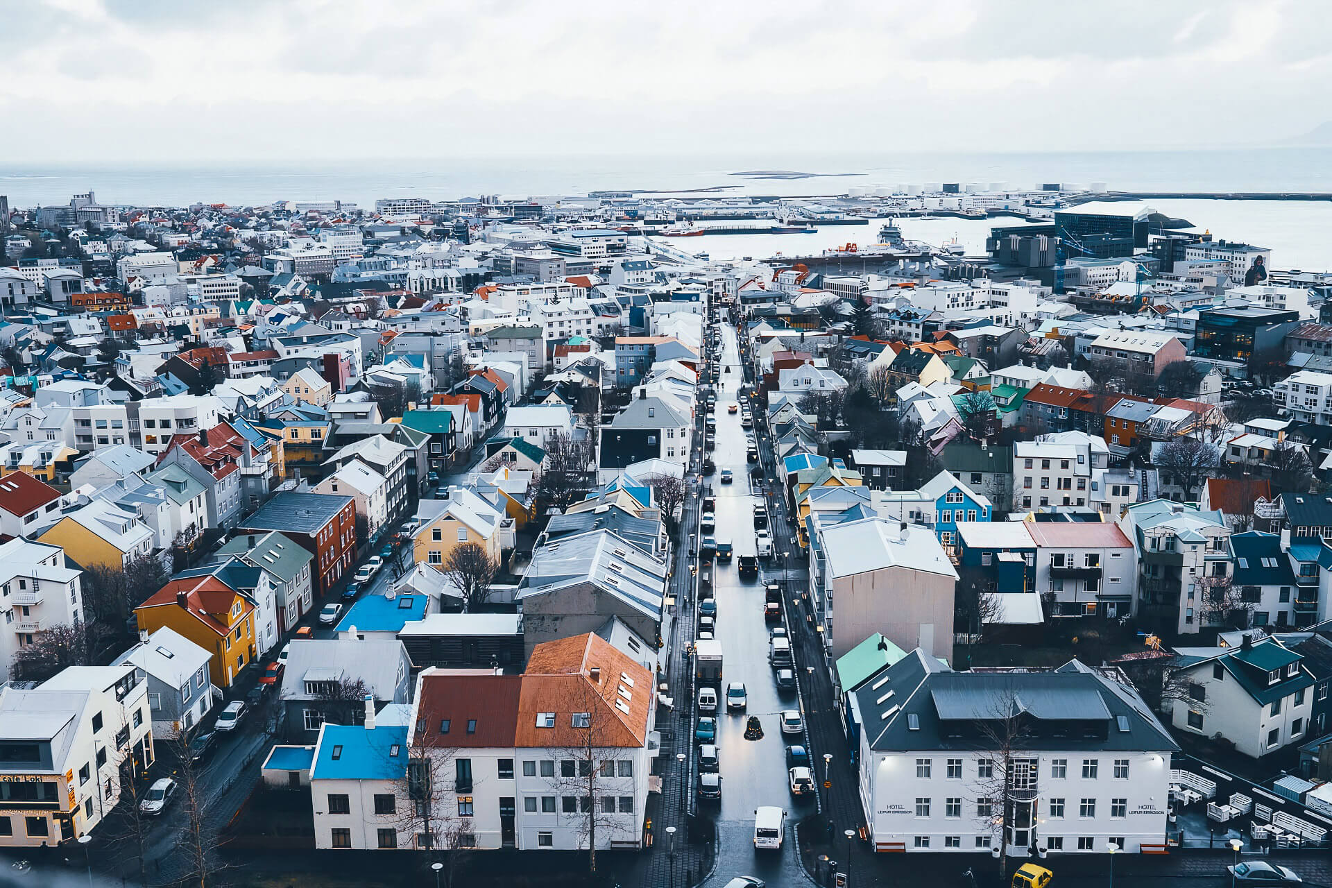 Reykjavik - Offers Everything You Need In Life