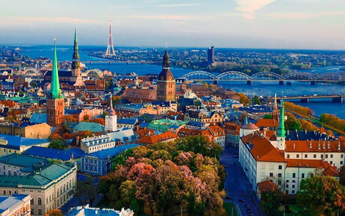 Riga-Latvia-Cheap-destination-as-alternatives