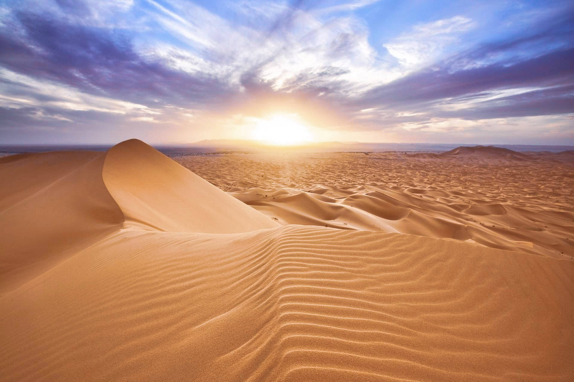 Sahara - The Magic Of The Most Beautiful Deserts In The World