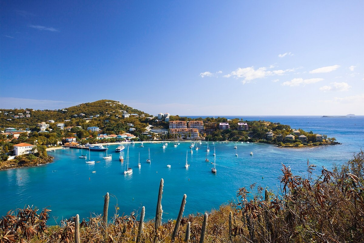 Saint John, Caribbean