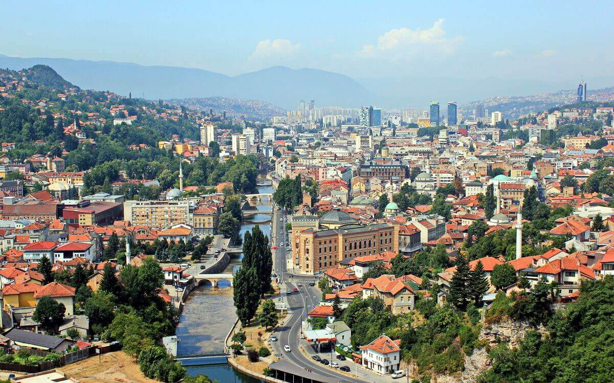 Sarajevo-Bosnia-alternative-destination-in-Europe