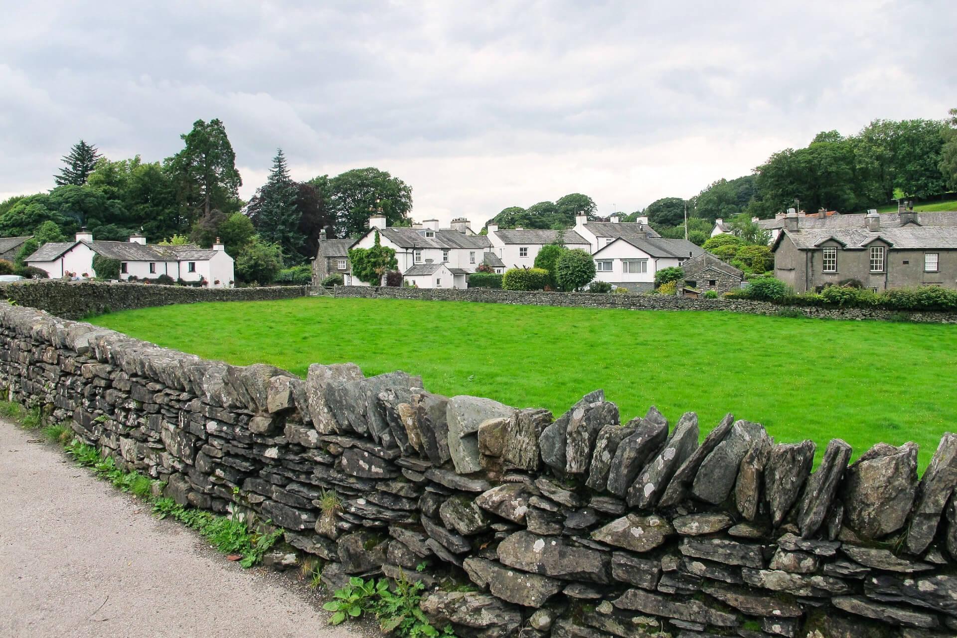 Sawrey, England