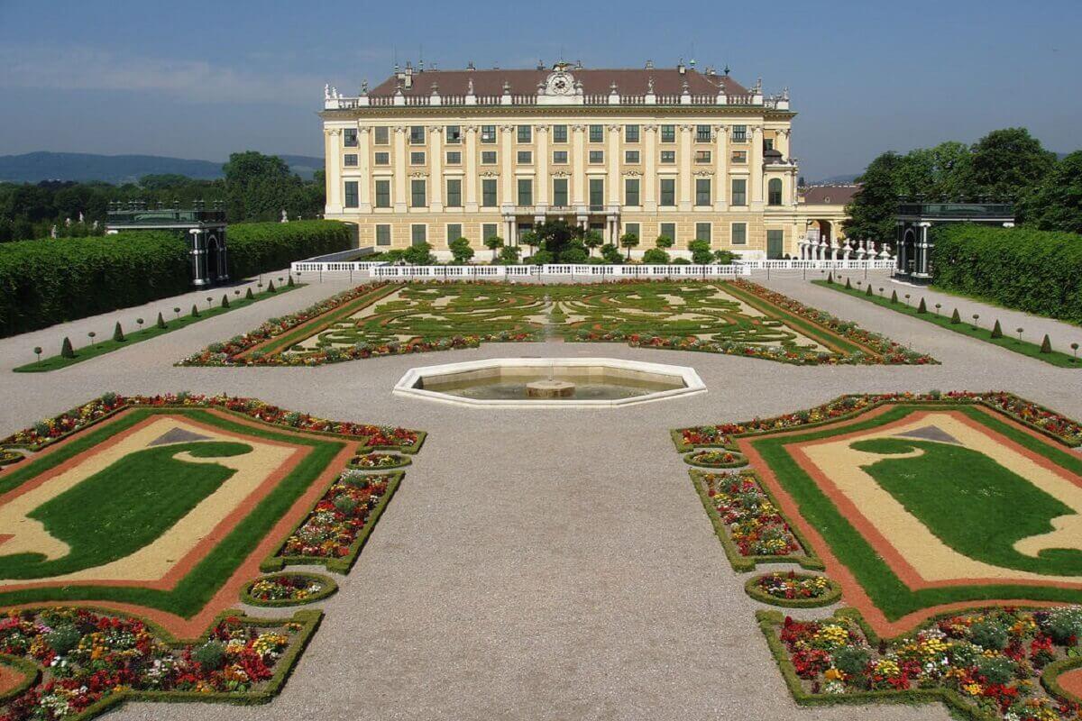 Schönbrunn-Vienna-Austria