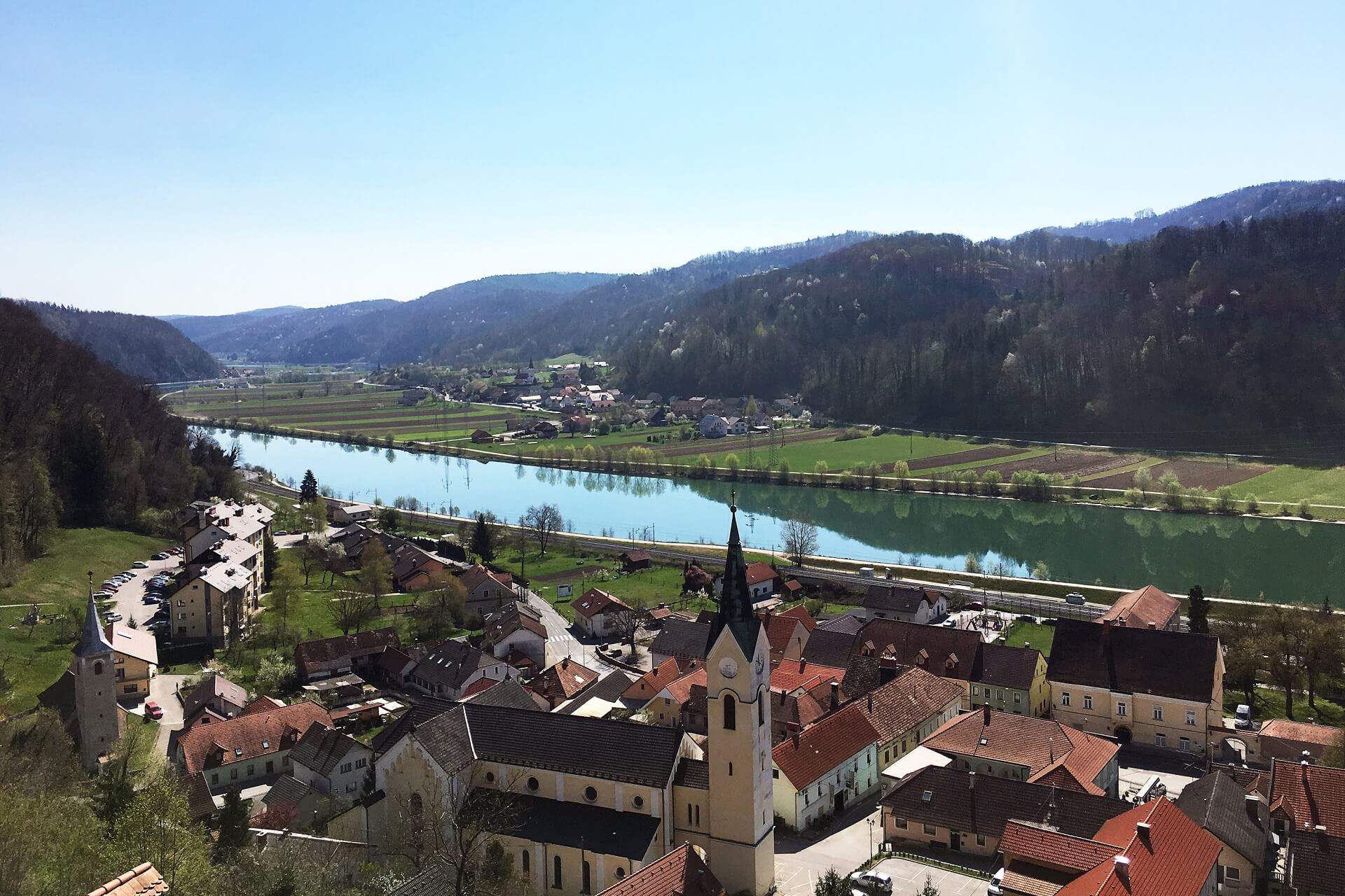Sevnica, Slovenia hometown of Melania Trump