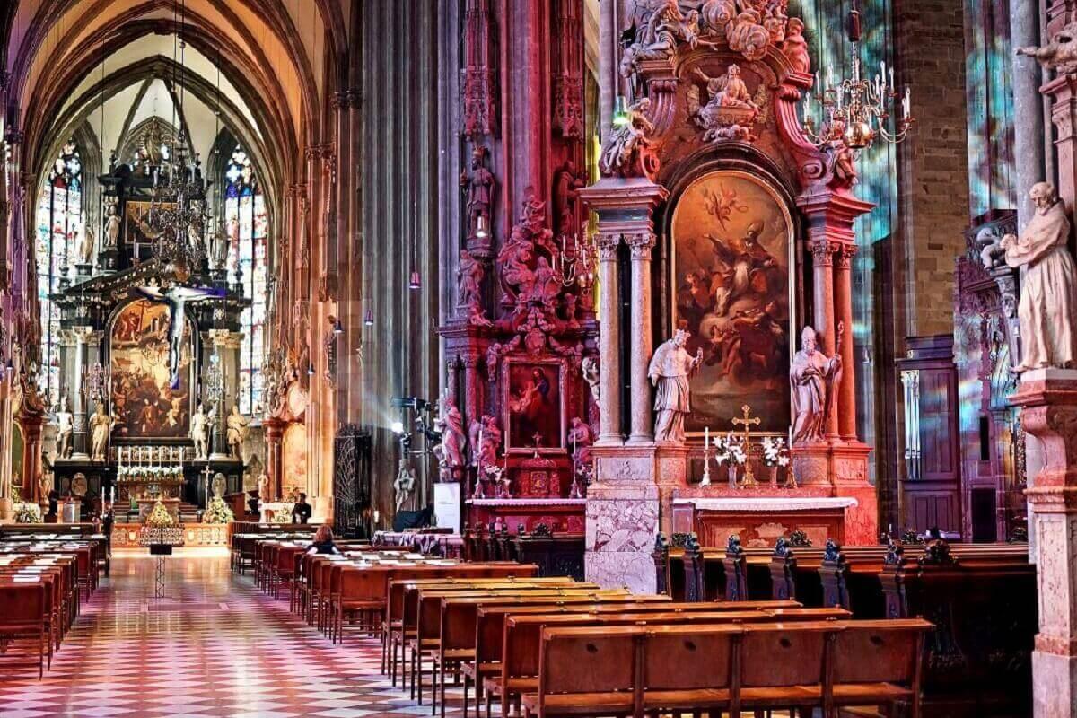 St.-Stephen-Cathedral-Vienna-Austria