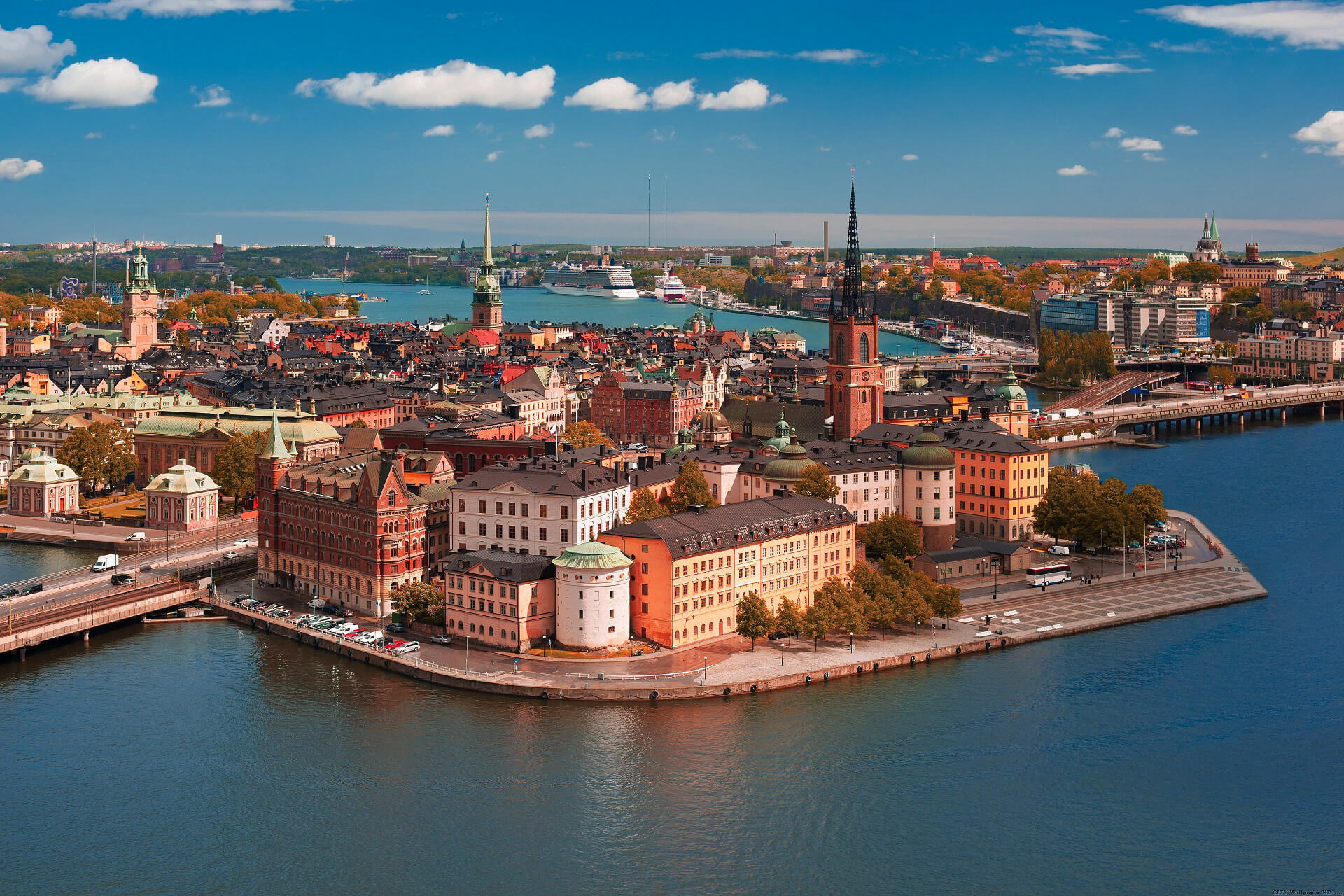 Stockholm - Venice Of The North