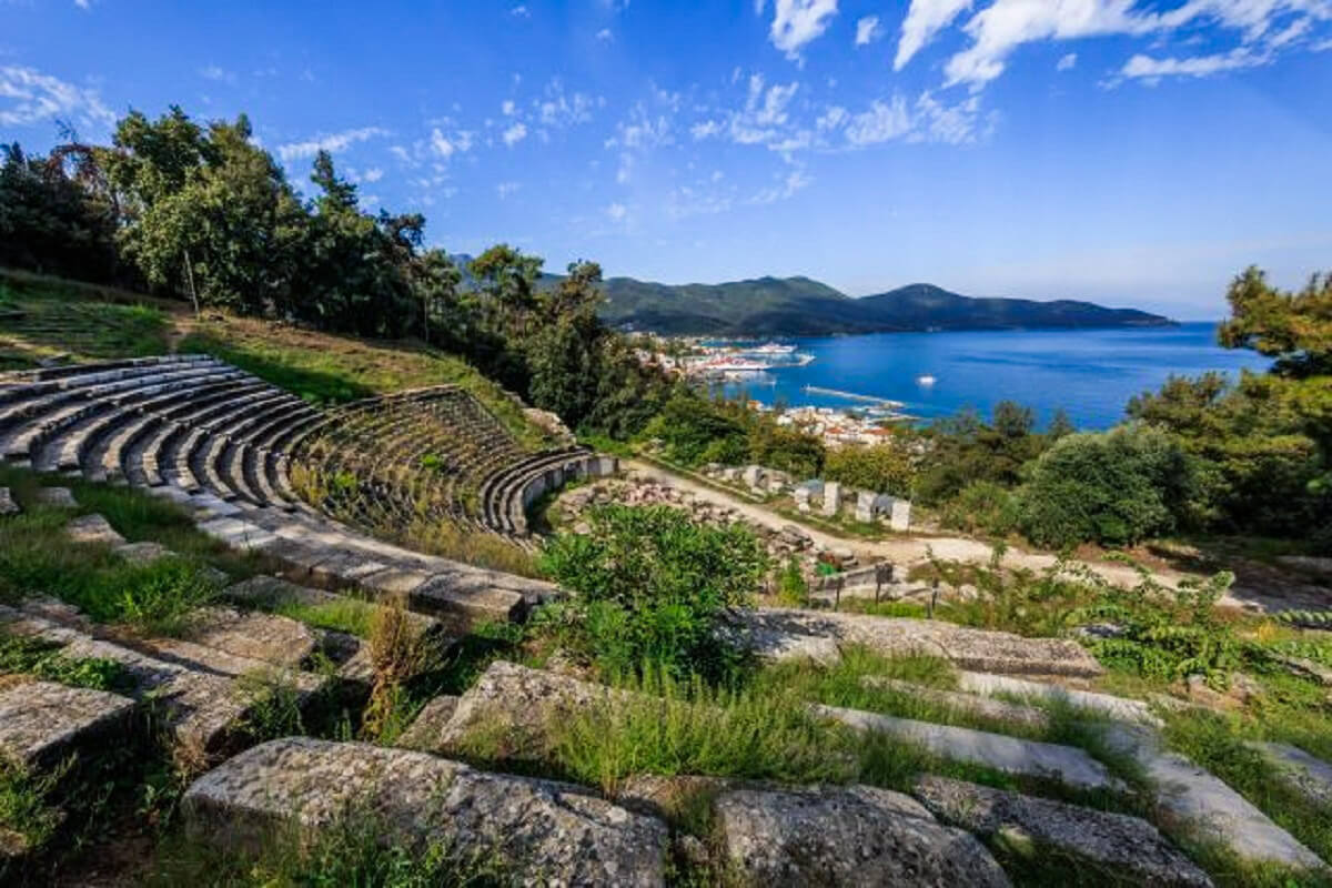 Thassos - Emerald Island