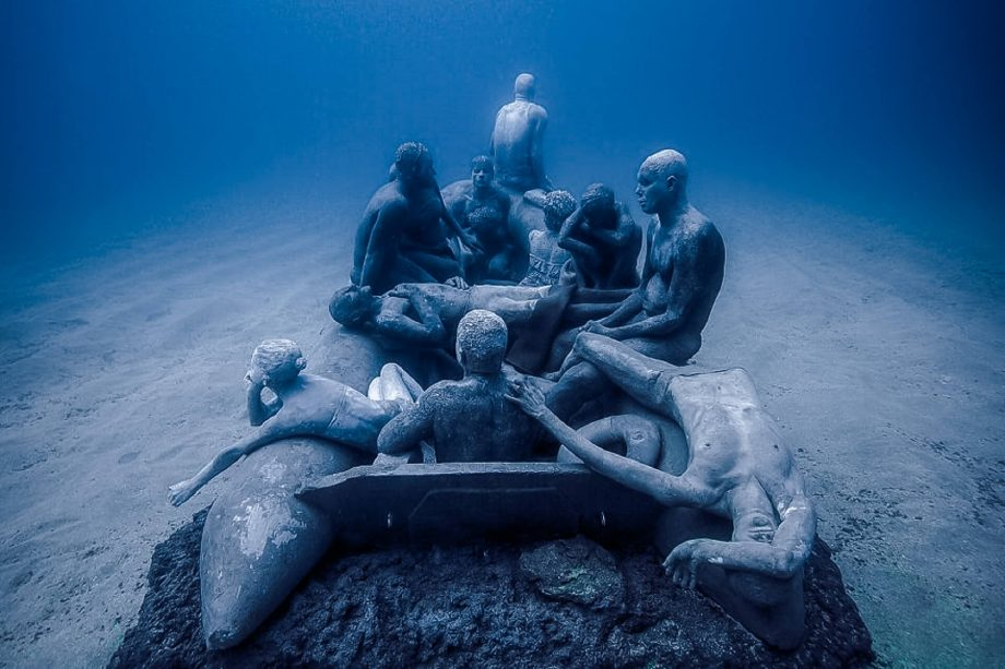The Atlantic Museum - The First Underwater Museum In Europe
