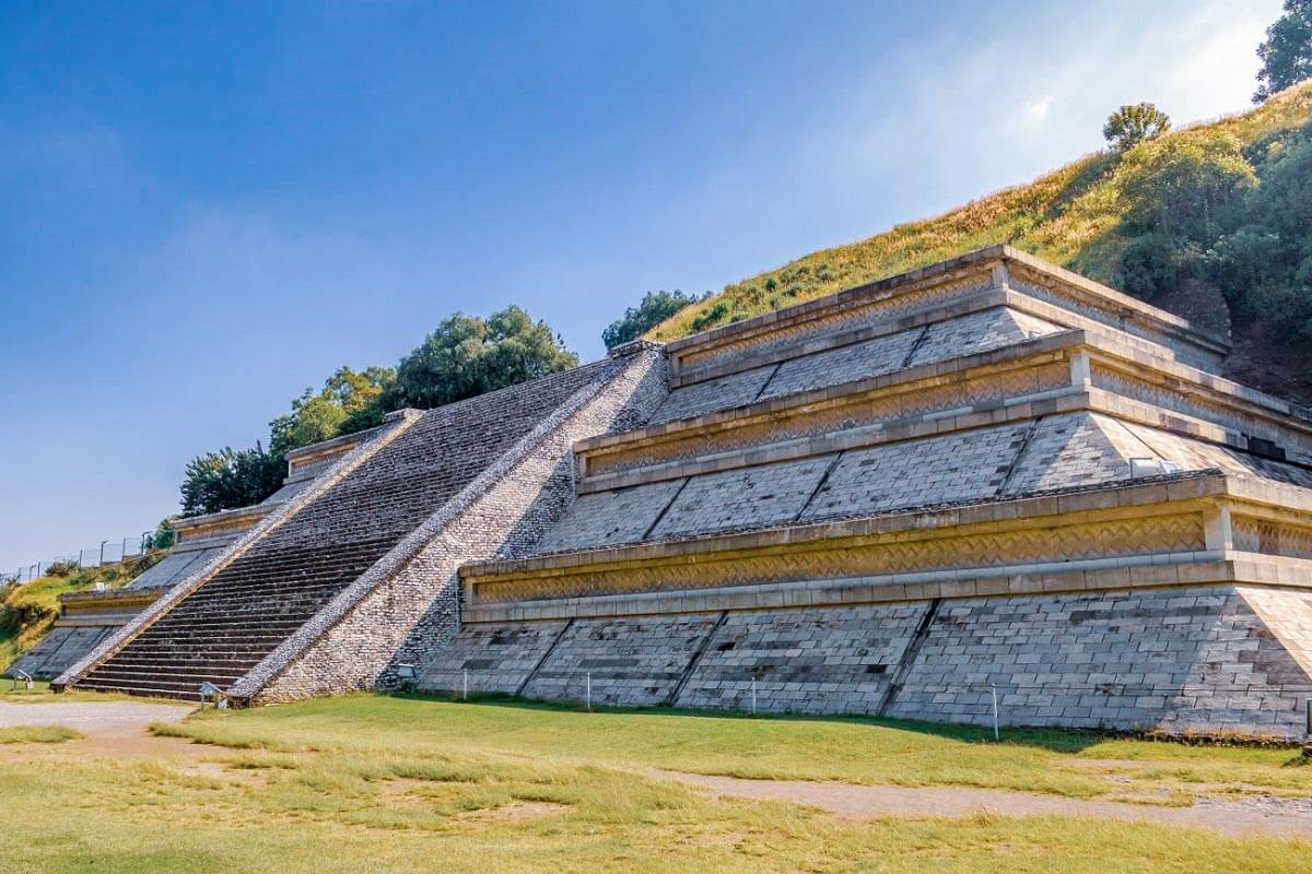 The Largest Pyramid In The World Is Located In Mexico