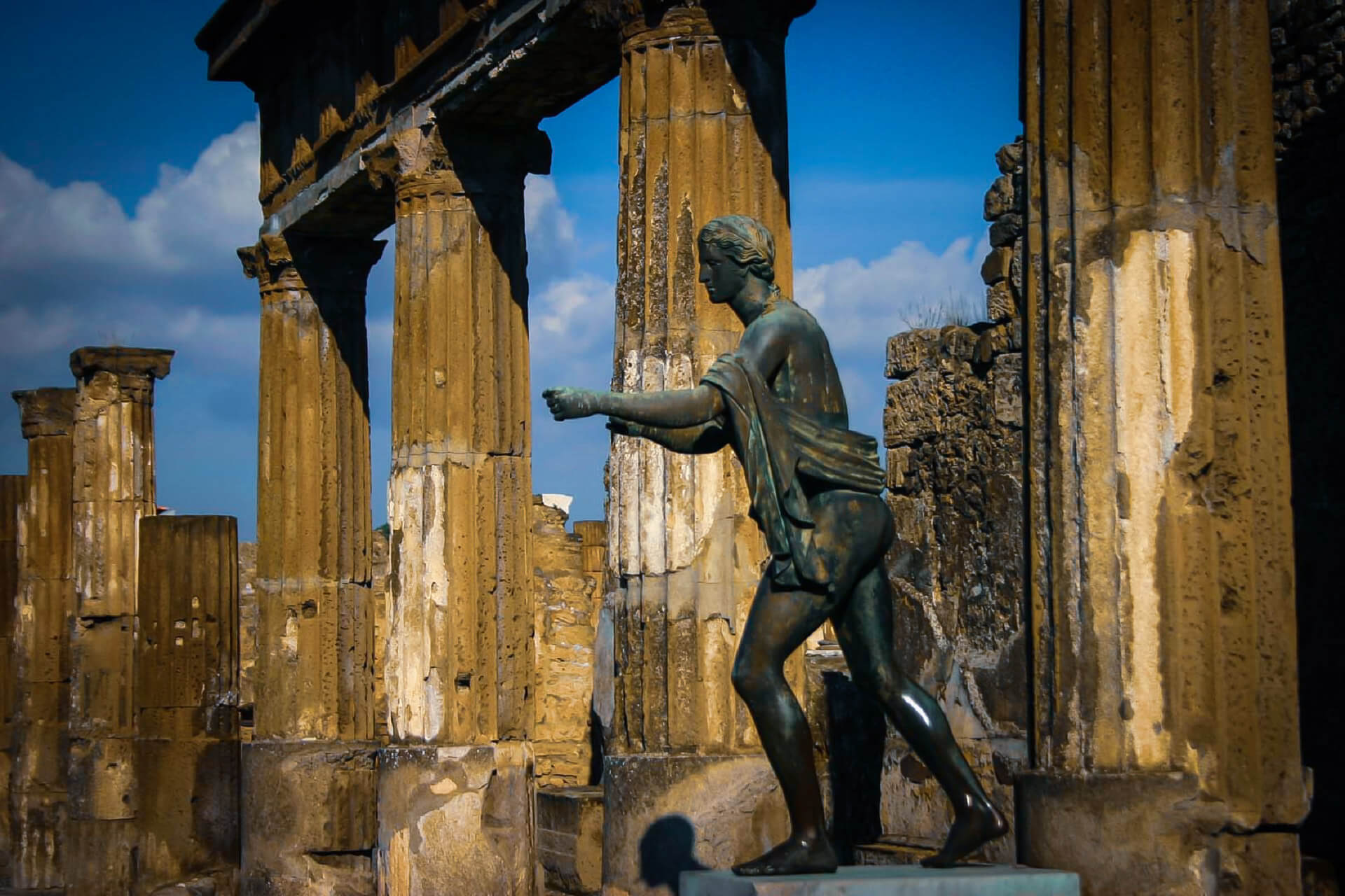 The Lost City - Ancient Pompeii
