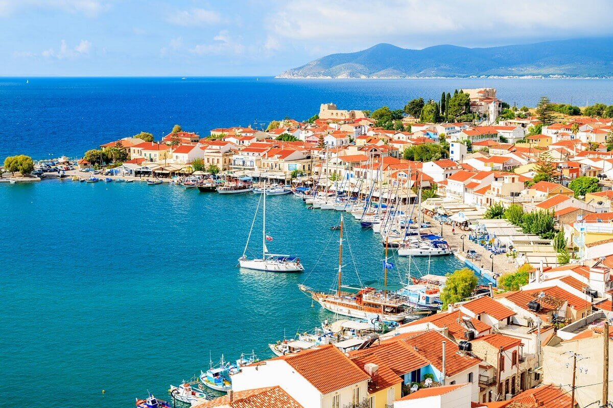 The best ideas for holidays in Greece