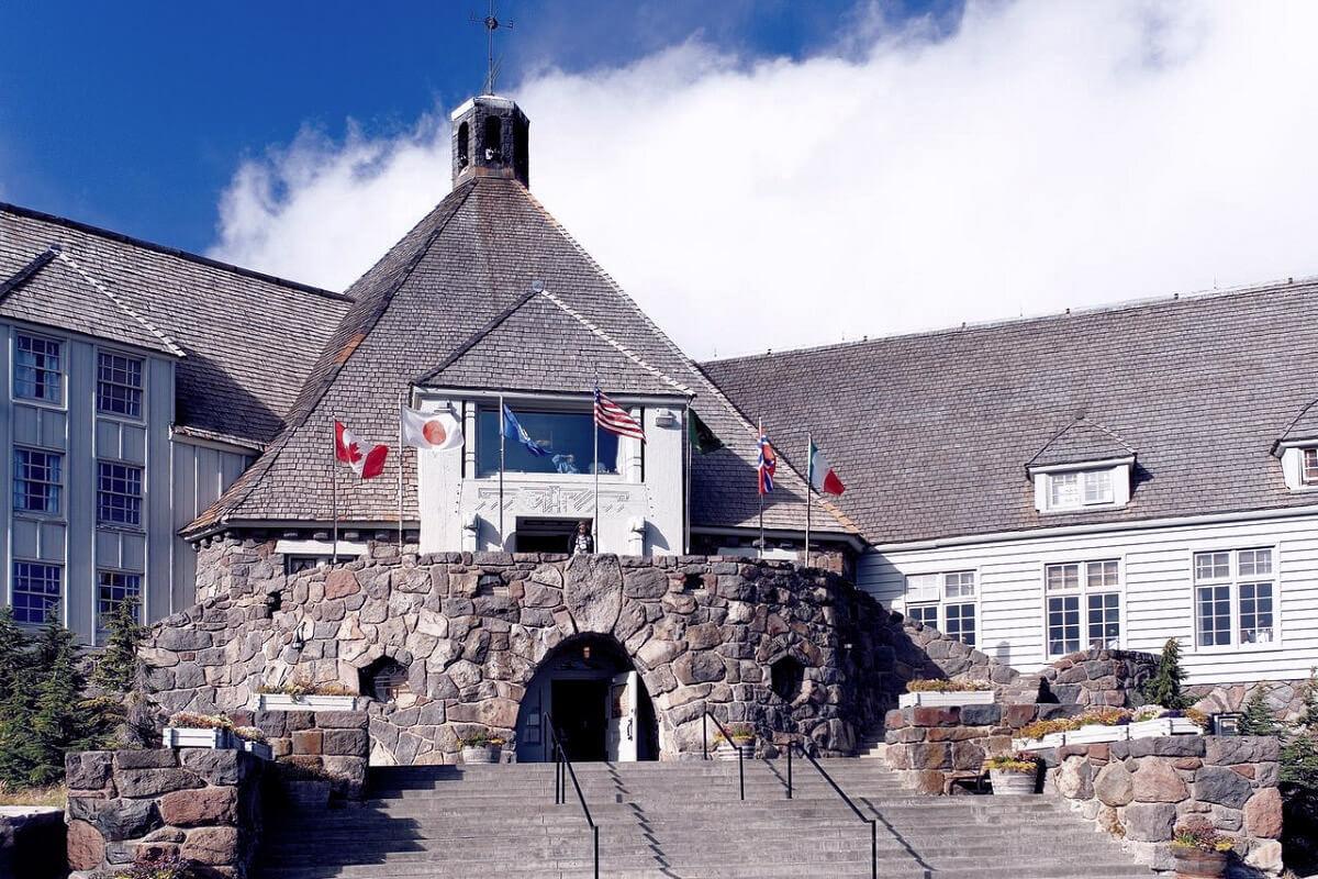 Timberlin Lodge Oregon