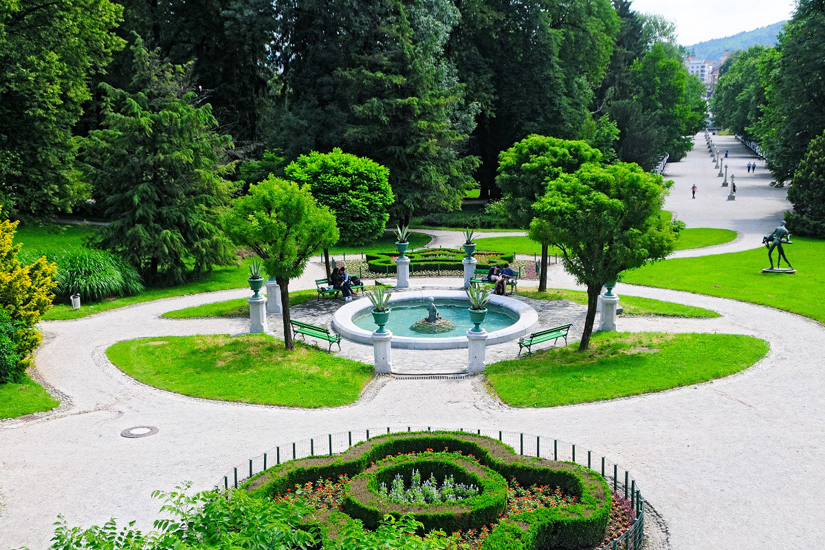 Tivoli Park - How To Enjoy For Free in Ljubljana