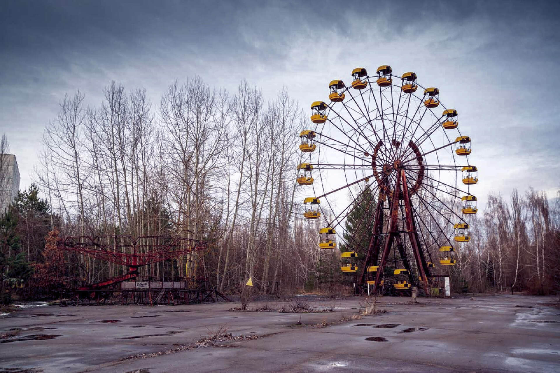 Tourism In CHERNOBYL