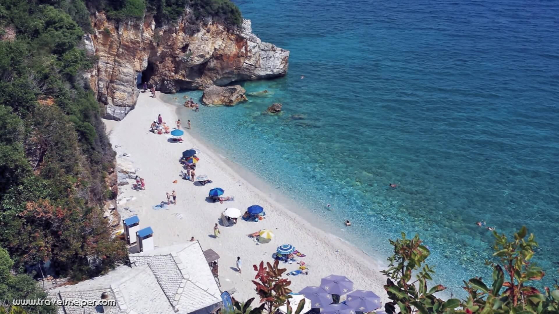 Tsagarada,Pelion in Greece