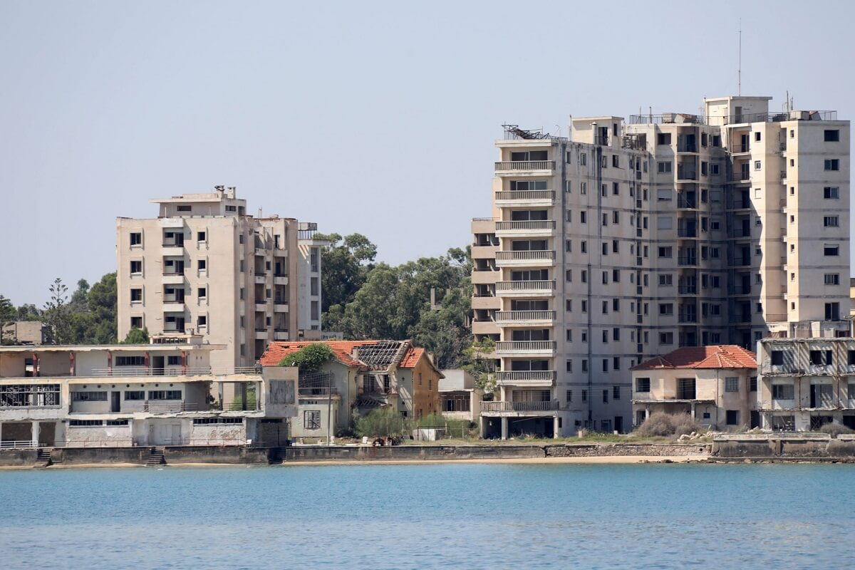 Varosha – from popular and modern tourist hotspot to the ghost town