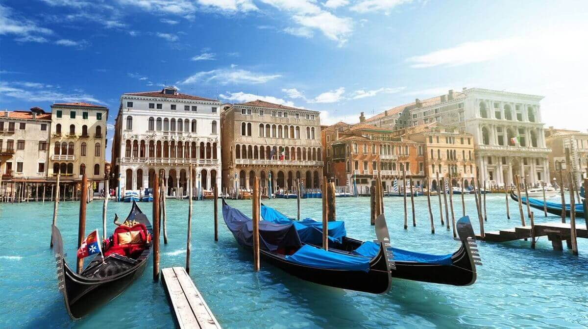 Venice the pearl of Adriatic sea