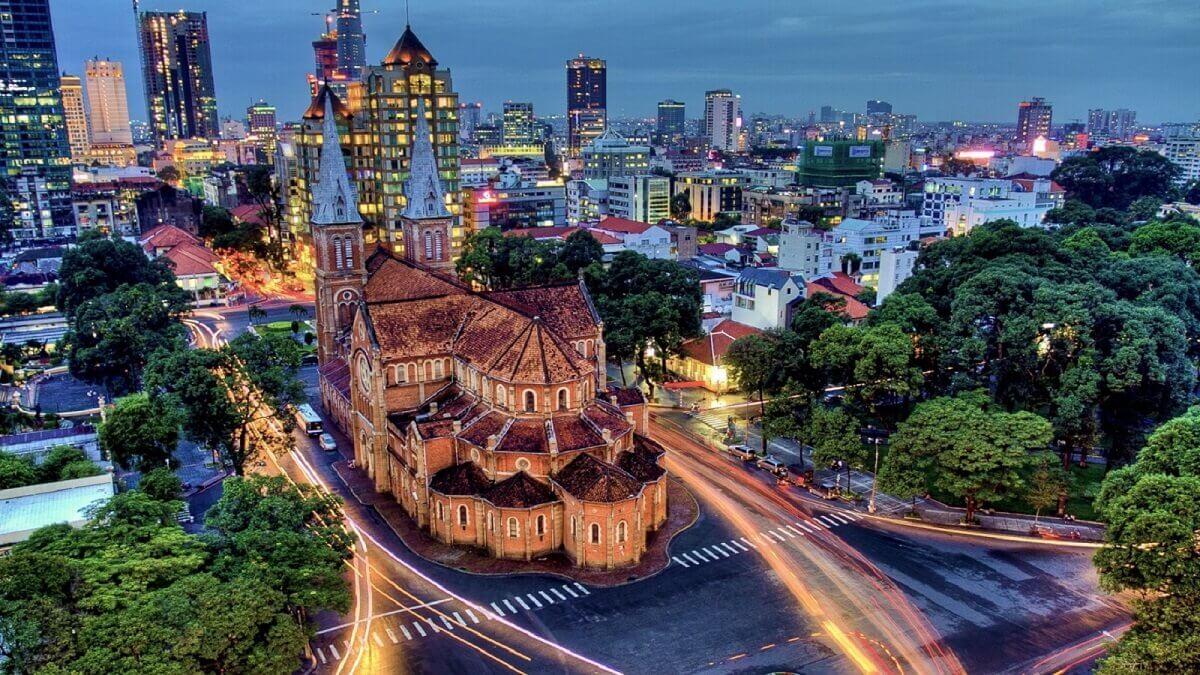 Vietnam - Diversity at every step