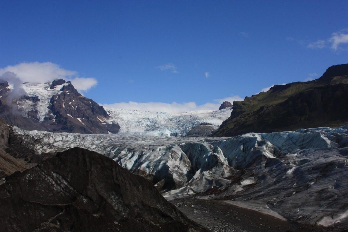 Volcanic Island Heard