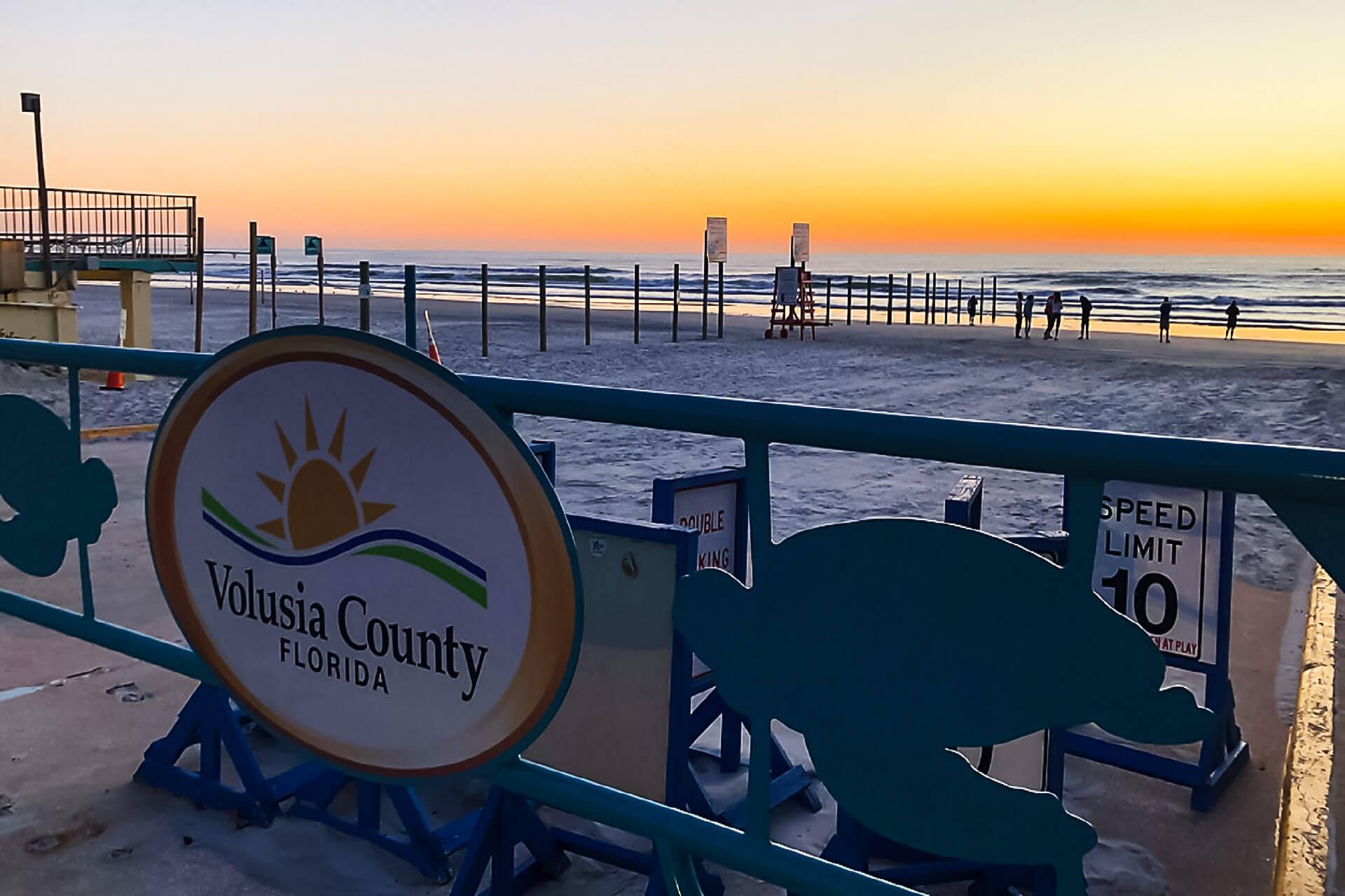 Volusia beach, Florida