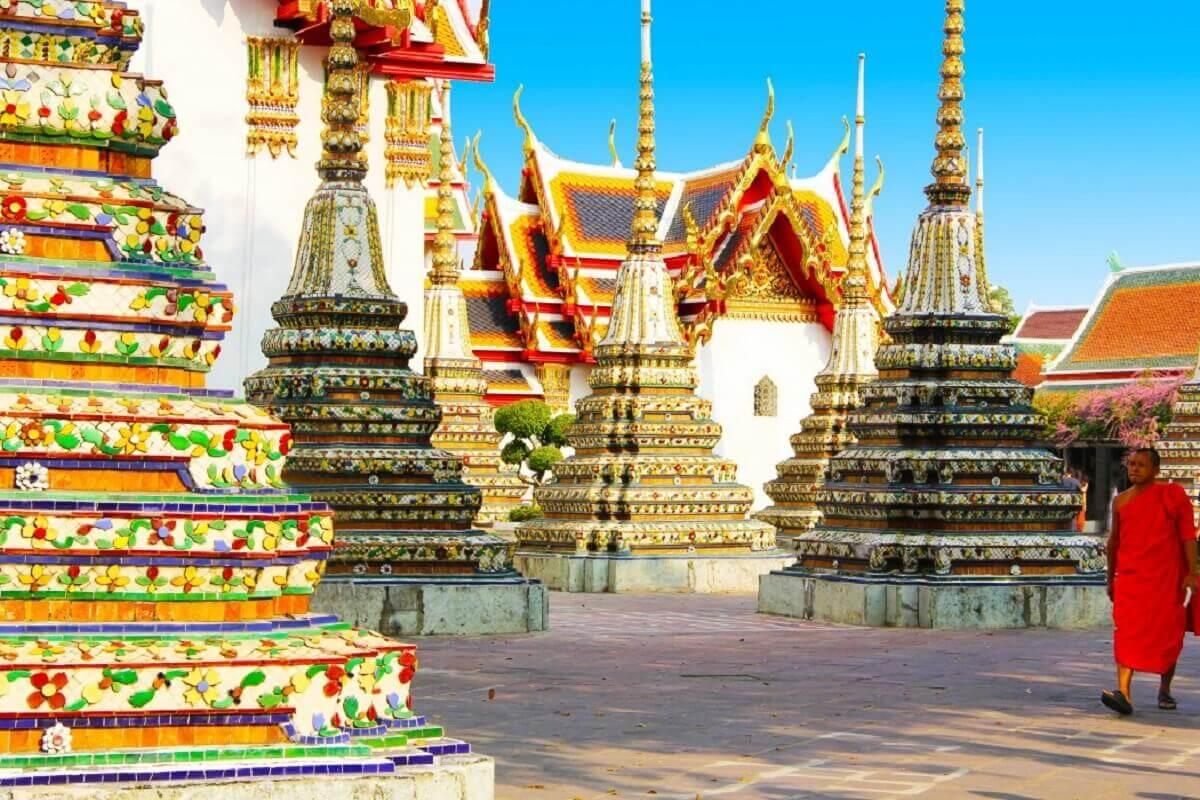 Wat-Po-Bangkok