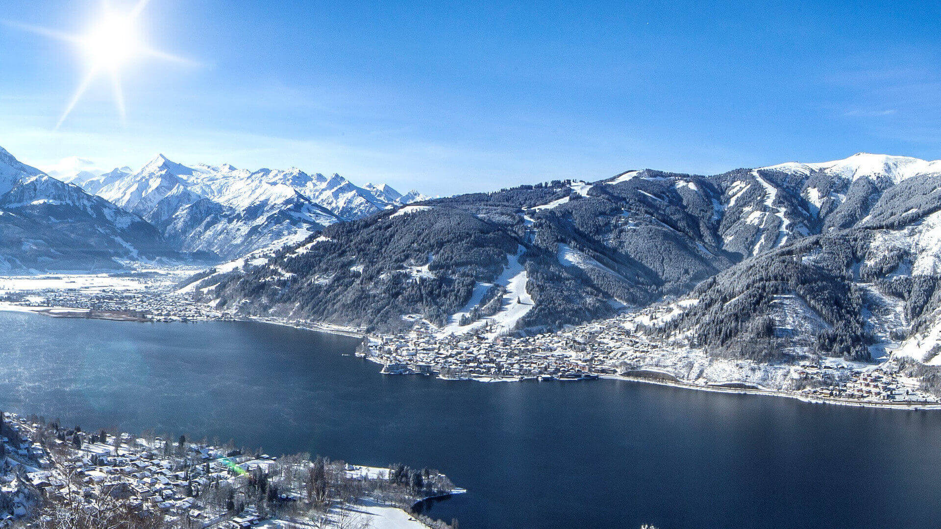 Zell Am See – vacation, fun and skiing