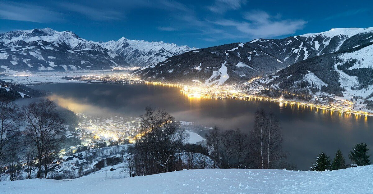 Zell Am See - vacation, fun and skiing