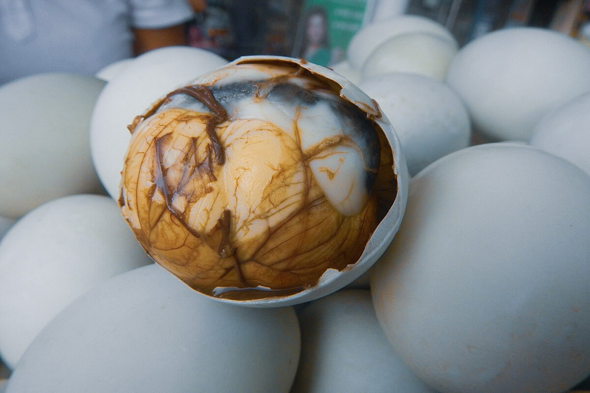 Balut is a specialty of Southeast Asia