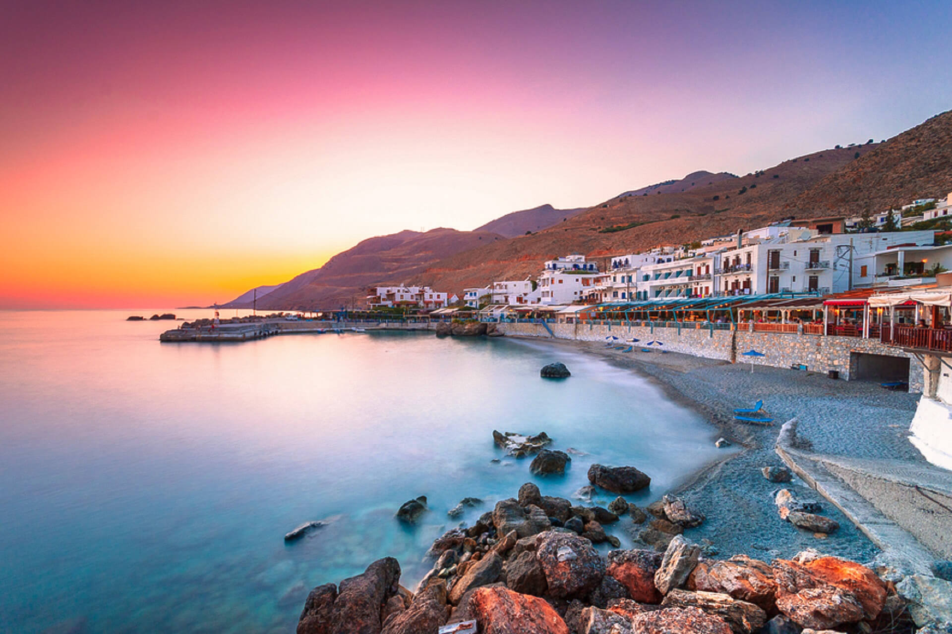 Crete - A Paradise For Hedonists