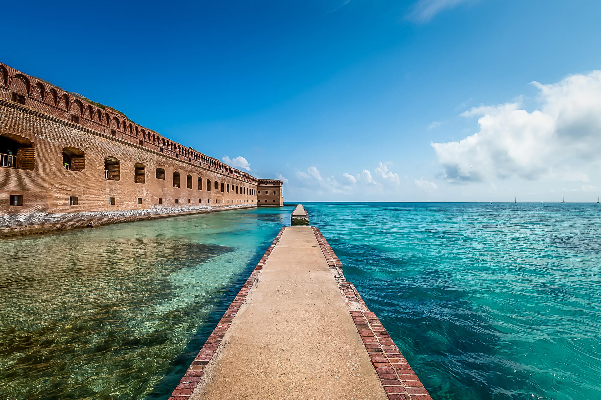 Dry Tortugas - Underwater National Park