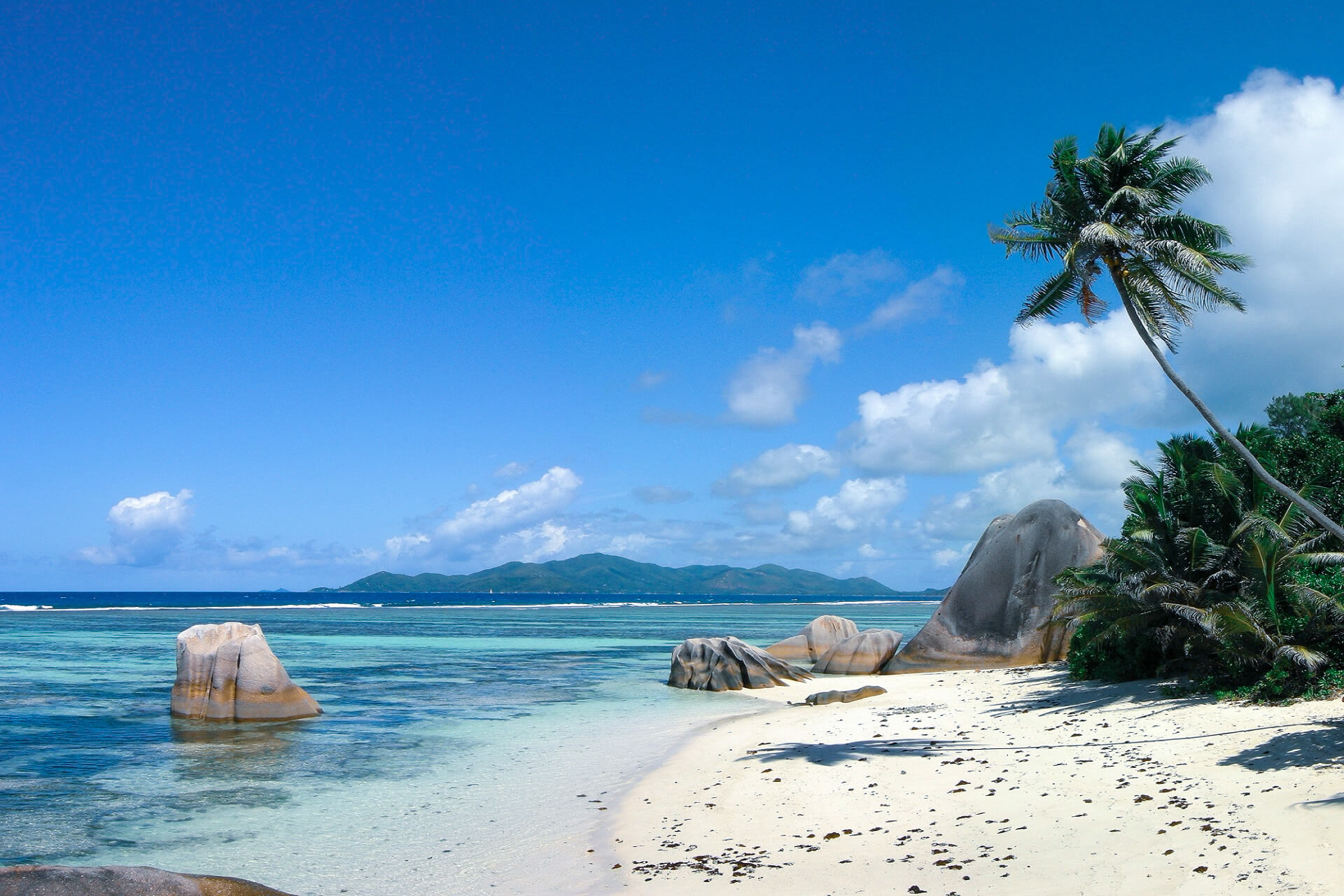 Jewel Of Seychelles - The Most Photographed Beach In The World