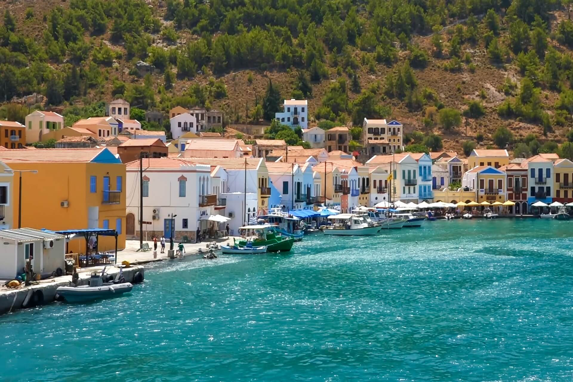 Kastelorizo Island-Mysterious And Undiscovered Greek Islands