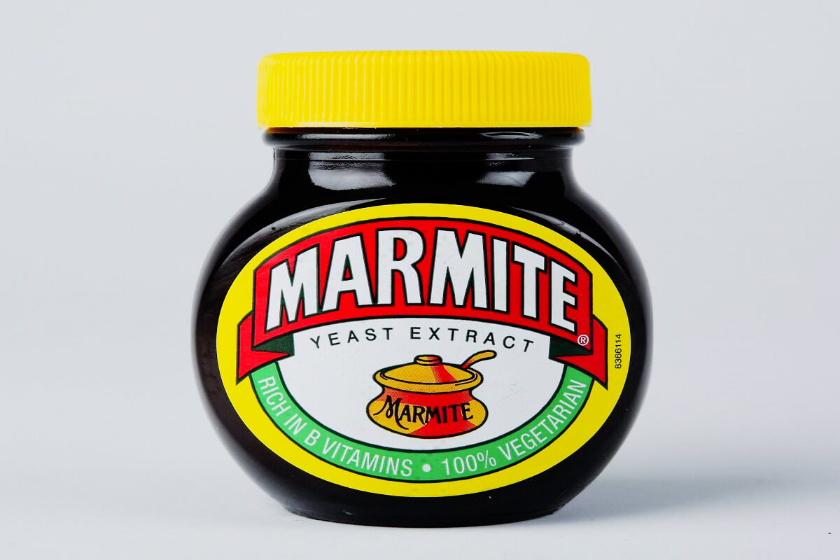 Marmite is an English specialty