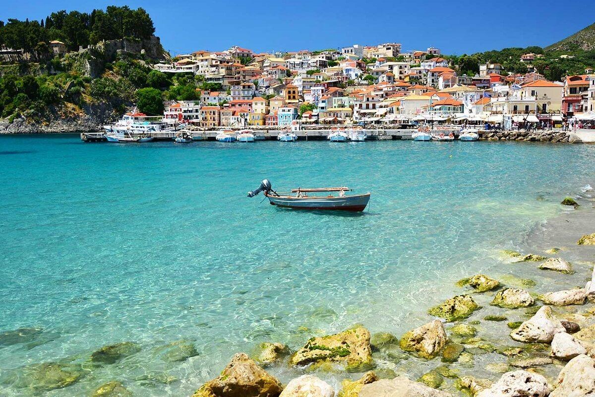 Sivota- Pearl Of The Ionian Sea