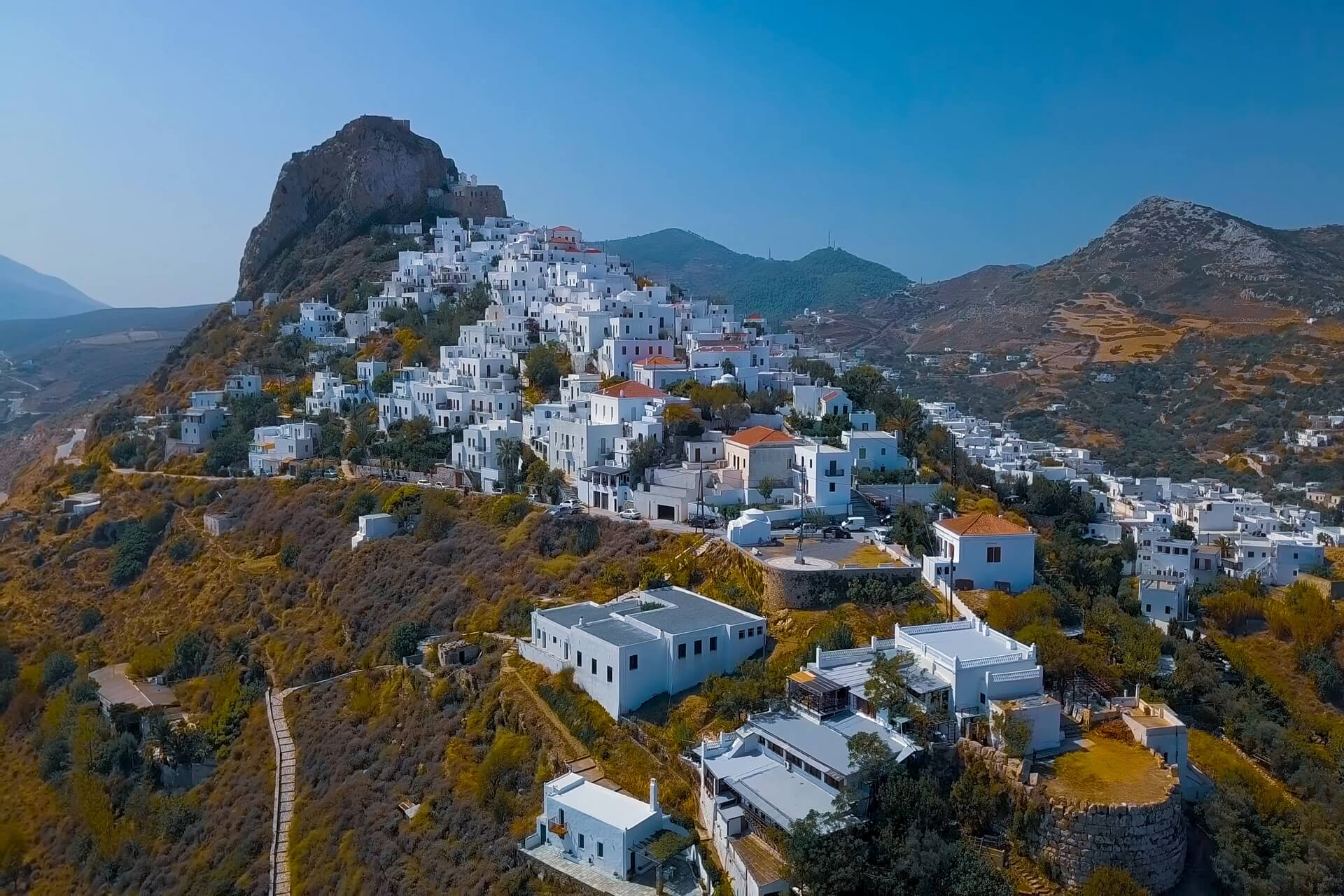 Skyros-Mysterious And Undiscovered Greek Islands