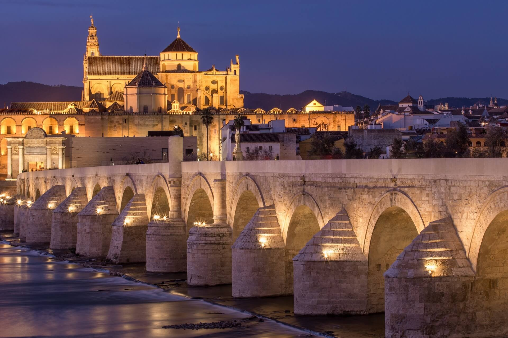The Great Mosque in Cordoba, Spain
