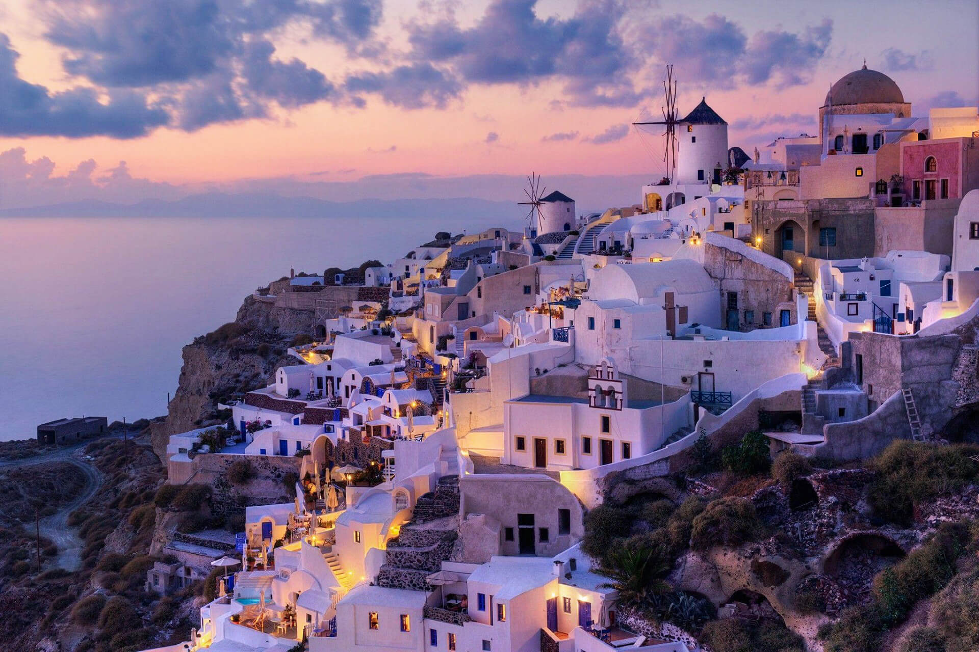 The island of MYKONOS is the best island to buy expensive clothes