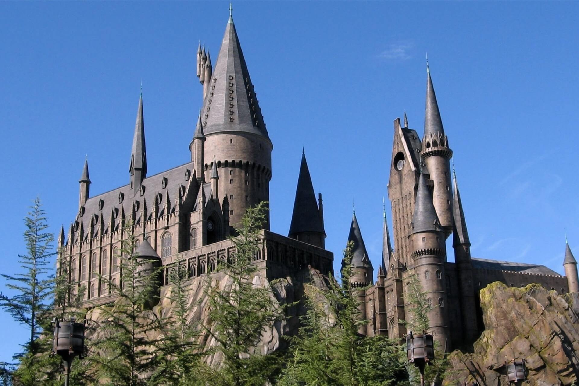 Vacation in Hogwarts